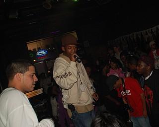 The final rap battle at Hip-hop for Hip-hop Heads 5