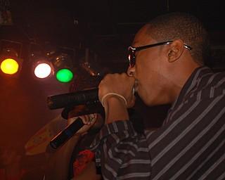 D-Town (DaKreek) onstage at Hip-hop for Hip-hop Heads 5