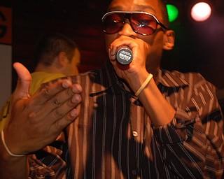 DTown of DaKreek onstage at Hip-hop for Hip-hop Heads 5