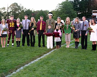 """""""South Range Homecoming Court"""""""