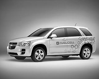 2007 Chevrolet Equinox Fuel Cell