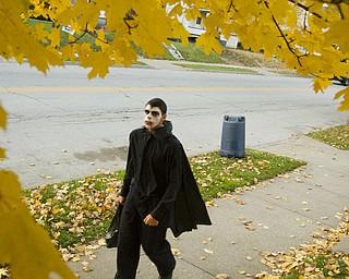 Halloween in Youngstown. Daniel C. Britt.