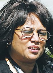 <b>Youngstown City Schools superintendent Dr. Wendy Webb</b>