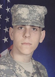 Pvt Adam Brooks