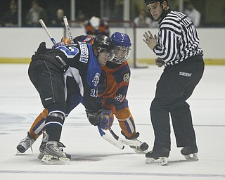 Phantoms vs Bandits Chevrolet Centre Nov. 14, 2008.