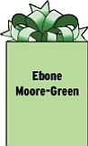 Ebone Moore-Green JTF GTMO NEGB E Company 90 APO AE 09360 Serving in the U.S. Navy. Graduate of Cardinal Mooney High School.