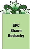 SPC Shawn Rusbacky 2-25 SBCT 556 Signal Company, No. 6260 APO AE 09378 Serving in Iraq Graduate of Kennedy Christian High School. Son of Sue and John Rusbacky of Masury.