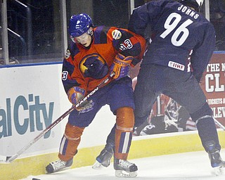Phantoms vs USA Nationals Nov. 21, 2008