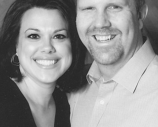 Janice Trivelli and Michael O'Neil