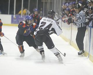 Phantoms vs Motor City Machine January, 9, 2009