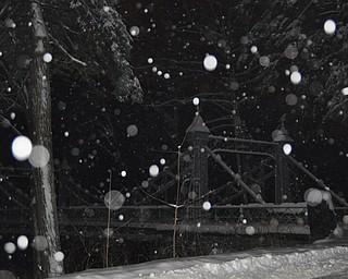 Mill Creek Park's Cinderella Bridge