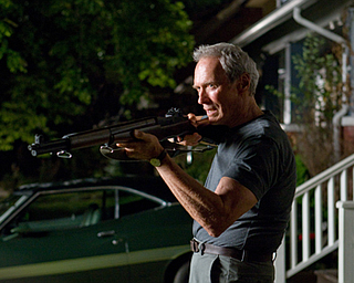 "Clint Eastwood in ""Gran Torino."" You know this guy."
