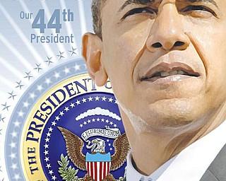 President Elect Barack Obama Inauguration art