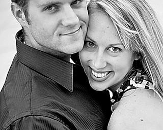Corey Dolak and Sarah Denney