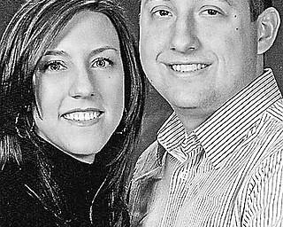 Sarah Halko and John Kaminski