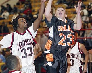 Newton Falls vs Campbell