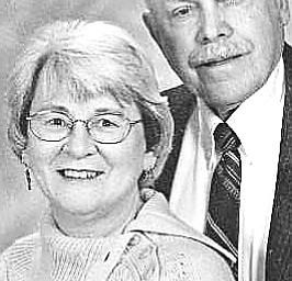 Mr. and Mrs. Charles Horst