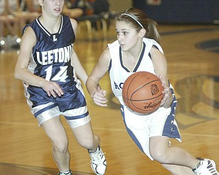 Leetonia vs Lowellville