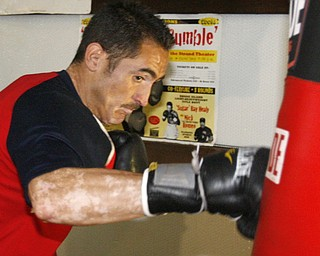 Marco Antonio Rubio  workout.