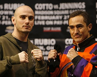 Kelly Pavlik vs Marco Rubio Jan 21 2009