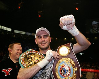 Pavlik/Rubio Fight Night at Chevy Centre, February 21, 2009