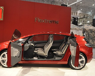 Saturn Flextreme concept