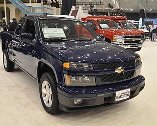 Chevrolet Colorado at the 2009 Cleveland Auto Show