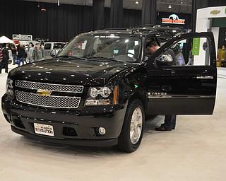 Flex fuel Chevrolet Tahoe