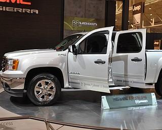 GMC Sierra Hybrid