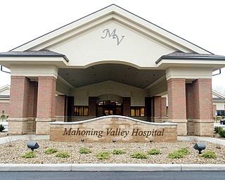 Mahoning Valley Hospital in Boardman.