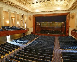 Restoration of Stambaugh Auditorium Skinner pipe organ.