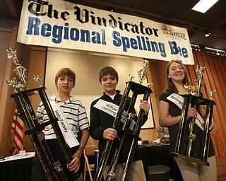The Vindicator, 76th Regional Spelling Bee