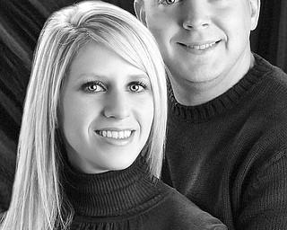 Angela R. Efler and Dr. Bryan P. Hooks