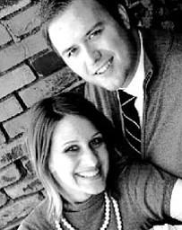 Rebecca Guido and Matthew Exton