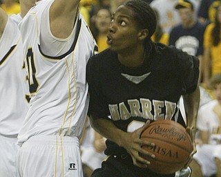 Warren Harding vs Ridgeville, Saturday March 21, 2009