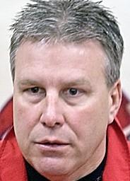 <b>YSU head coach Jon Heacock</b>