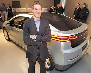 GM Designer Bob Boniface