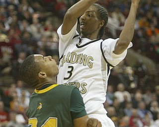 Harding loses to Columbus Northland.