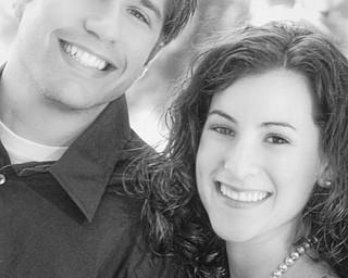 Joseph Parisi and Mollie Burns