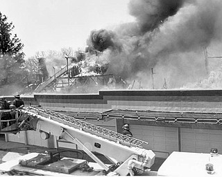Apr. 26, 1984 Fire spereads to midway