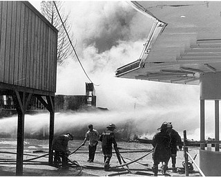 Apr. 26, 1984 Fire in the midway