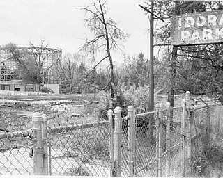 May 13, 1988: The Youngstown Health Department has ordered Mopunt Calvary Pentecostal Church Leaders to clean up excessive debris and refuse near the Parkview Avenue entrance of the former Idora Park amusement park. The church bought the property in 1985.