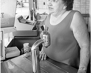 IDORA: Ardis Conway, Worker at The Launching Pad. Sept. 1, 1984