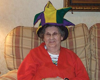 ELLA KINKADE of Victoria House Assisted Living in Austintown.