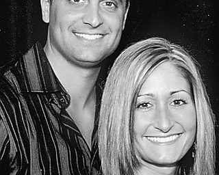 John Monroe and Shannon Barillare