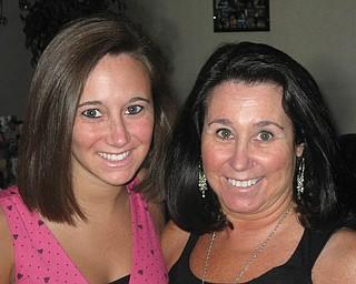 Debbie DeMarco, 51, and Dani, 21,  of Boardman.