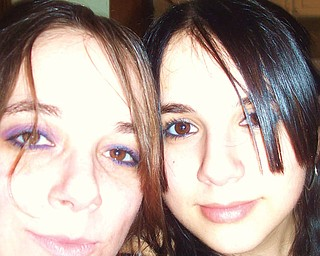 Maria Centafanti, 31, and Nicole Sacchini, 16, both of Youngstown.