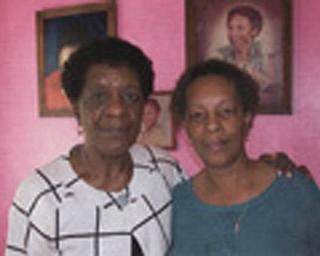 Sarah Eiland, 71, and Toni Carleton, 52, of St. Louis.