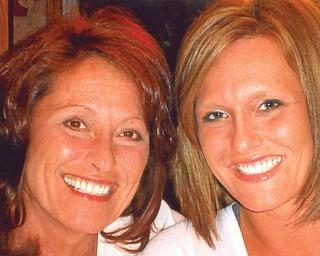 Raelene Korandovich and Denise Korandovich of Boardman.