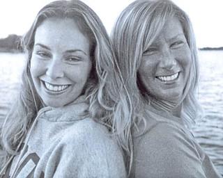 Lori Broderick, 53, of Boardman and Erin Broderick, 28, of Fairlawn.